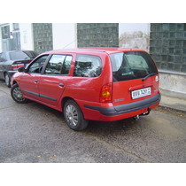 Tažné zařízení Renault Megane Classic a Combi r.v. 1996 - 2003