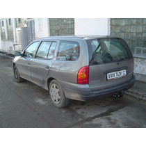 Tažné zařízení Renault Megane Combi r.v. 1996 - 2003