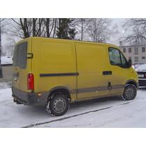 Tažné zařízení Renault Master r.v. 1998 -> 04/2010
