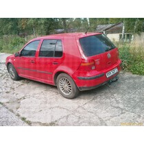 Tažné zařízení VW Golf IV. 3 i 5 dv. r.v. 10/1997 - 10/2003
