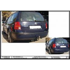 Tažné zařízení VW Golf IV. i Variant 4x4 r.v. 2000 - 2007