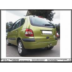 Tažné zařízení Renault Megane Scenic né 4x4 r.v. 10/2000 - 2003