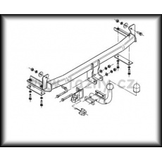Tažné zařízení Seat Cordoba 4dv. r.v. 02/1996 - 08/1999