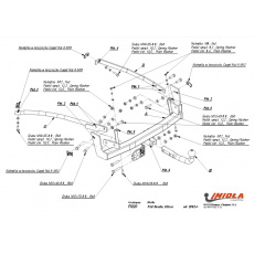 Tažné zařízení Lancia Phedra r.v. 2002 - 2010