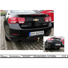 Tažné zařízení Chevrolet Malibu  r.v. 12 - >