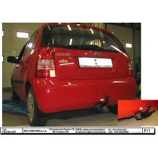 Tažné zařízení Kia Picanto 5dv. r.v. 2004 - 04/11