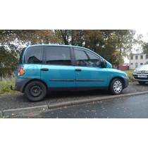 Tažné zařízení Fiat Multipla r.v. 98 - 04