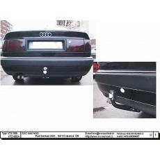 Tažné zařízení Audi 100 SDN +Avant+Quattro+S4 r.v. 02/1991 - 03/1997