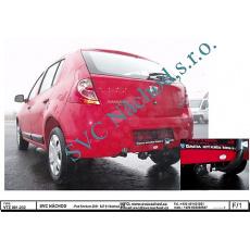 Tažné zařízení Dacia Sandero r.v, 06/2008 - 12/2012