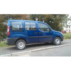 Tažné zařízení Fiat Dobló i cargo r.v. 2000 - 12/09