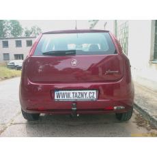 Tažné zařízení Fiat Punto Grande 3 i 5 dv. r.v. 2005 - 2018