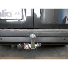 Tažné zařízení Opel Vivaro II. r.v. 05/2014 - >