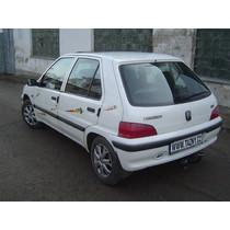Tažné zařízení Peugeot 106 3 i 5 dv. r.v. 05/96 - 04