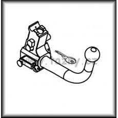 Tažné zařízení Peugeot 308 combi r.v. 03/2008 - 2014