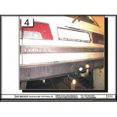 Tažné zařízení Peugeot 405 combi r.v. 1988 - 11/1996