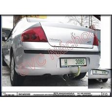 Tažné zařízení Peugeot 407 r.v. 04/2004 - 2011 ne pro 3,0 V6