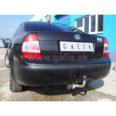 Tažné zařízení Škoda Superb I. od r.v. 2002 - 2008