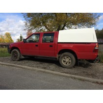 Tažné zařízení Opel Campo 4x4 r.v. 1992 - 2001