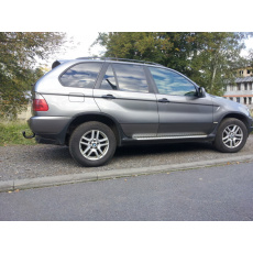 Tažné zařízení BMW X5 (E53) r.v. 2000 - 2007