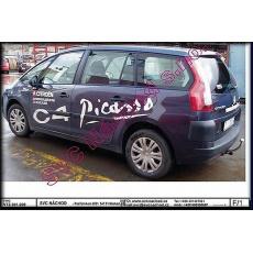 Tažné zařízení Citroen C4 Picasso + Grand r.v. 2006 - 2013