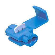 Kabelová odbočka modrá 10 kusů