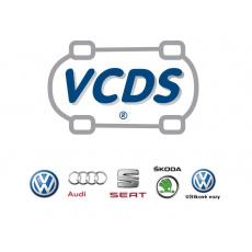 Kódování řídících jednotek vozu VAG-COM