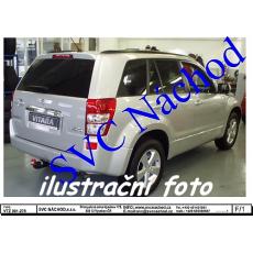 Tažné zařízení Suzuki Vitara bez rezervy na zadních dveřích r.v. 2009 - 2015