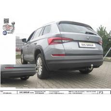 Tažné zařízení Škoda Kodiaq r.v. 2017 - >