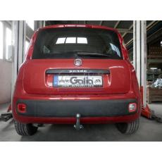 Tažné zařízení Fiat Panda III. r.v. 2012 - >