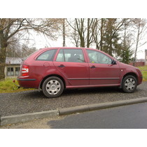 Tažné zařízení Škoda Fabia combi/sedan I. + Praktik r.v. 2000 - 7/2007