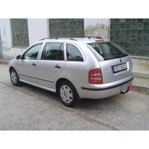 Tažné zařízení Škoda Fabia I. combi r.v. 2001 - 2007