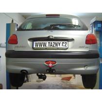 Tažné zařízení Peugeot 206 3 i 5 dv. r.v. 1998 - 03/2003