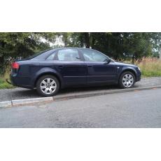 Tažné zařízení Audi A4 4dv. i quattro vč. S4 , ne RS  r.v. 10/2000 - 12/2004