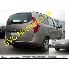 Tažné zařízení Dacia Lodgy r.v. 2012 - >