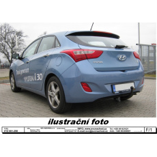 Tažné zařízení Hyundai i30 HB, r.v. 2012 - 2016