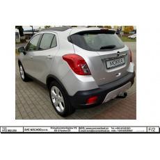 Tažné zařízení Opel Mokka r.v. 11/2012 - >