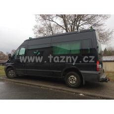Tažné zařízení Ford Transit se schůdkem r.v. 05/2000 - 06/2006 - >