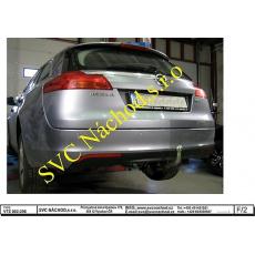 Tažné zařízení Opel Insignia combi, r. v. 2009 - > 2017