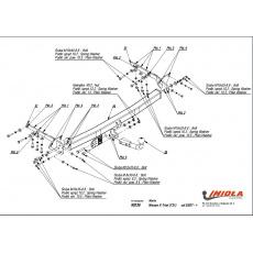 Tažné zařízení Nissan X-Trail II. r.v. 07 - 14