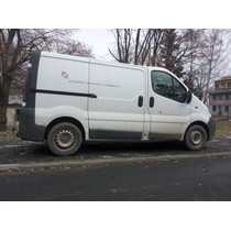 Tažné zařízení Opel Vivaro Van, Minibus r.v. 01 - 04/2014