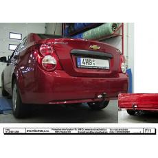 Tažné zařízení Chevrolet Aveo sedan r.v. 06/2011 - >
