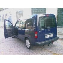 Tažné zařízení Opel Corsa Combo C r.v. 2001 - 02/2012