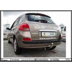 Tažné zařízení Renault Clio III. Grand Tour r.v. 2008 - 02/2013