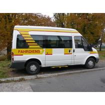 Tažné zařízení Ford Transit r.v. 05/2000 ->
