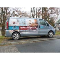 Tažné zařízení Opel Vivaro Van, Minibus r.v. 2001 - 04/2014