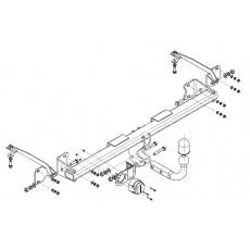 Tažné zařízení Ford Tourneo Connect r.v. 2014 - >