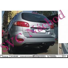 Tažné zařízení Hyundai Santa Fe r.v. 06 - 09/12