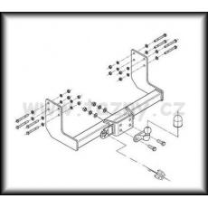 Tažné zařízení VW Crafter r.v. 2006 - >