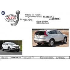 Tažné zařízení Honda CR-V r.v. 2012 - 2018