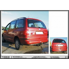 Tažné zařízení VW Sharan i 4x4 r.v. 2000 - 2010